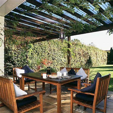 Garden Restaurant Design Ideas garden dining area outdoor furniture landscape design