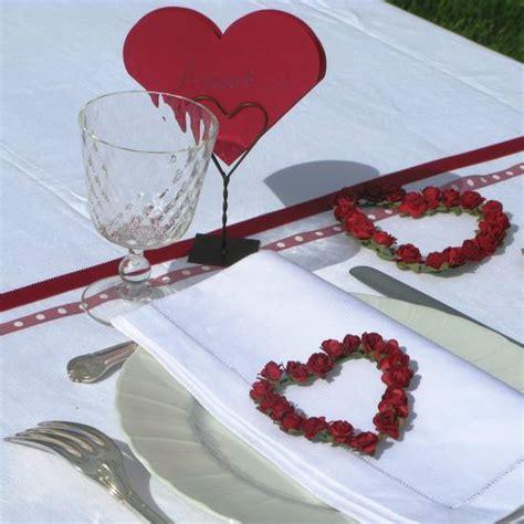 d 233 co table valentin ouvrez votre coeur d 233 corer le bonheur le