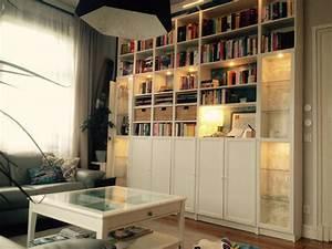 Ikea Billy Vitrine : gro artig ikea hacks wohnwand jpg 750 1062 kuca pinterest home design ~ Markanthonyermac.com Haus und Dekorationen