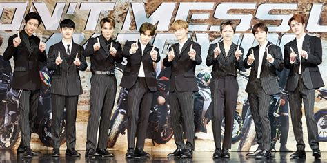 Exo's 'don't Mess Up My Tempo' #1 On Itunes Album Charts