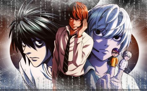Near Death Note Wallpapers