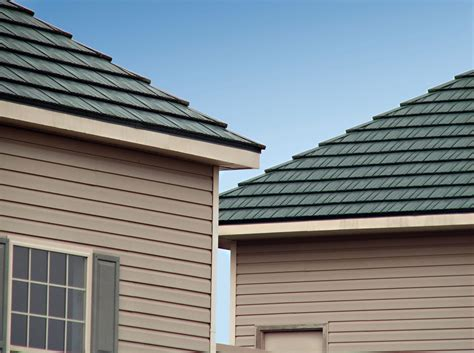 Rustic Shingle  Metal Roofs by CLASSIC® Metal Roofing Systems
