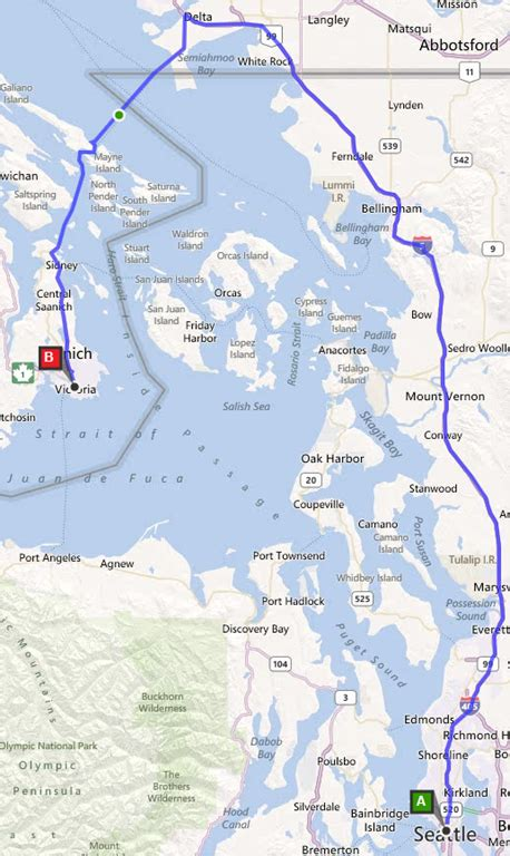 Ferry Boat From Seattle To Victoria by How To Get From Seattle To Victoria And Back All Your