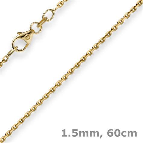 Goldkette damen 333 60 cm  Beliebtester Schmuck