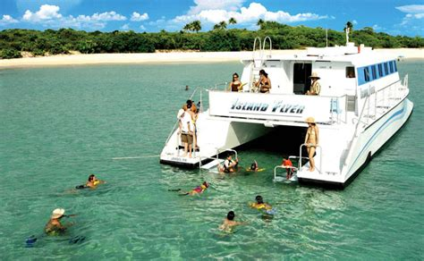 Catamaran In Fajardo Puerto Rico by From Fajardo Full Day Culebra Islands Catamaran Tour