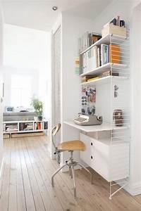 String Regal Ikea : best 25 clean desk ideas on pinterest desk organization dorm desk decor and neat desk ~ Markanthonyermac.com Haus und Dekorationen
