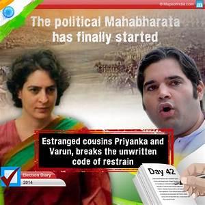General Elections 2014 - Day 42 | Priyanka Gandhi and ...