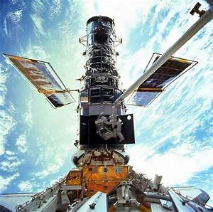 Photos: NASA's Hubble Space Telescope Servicing Missions