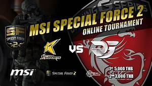 MSI Special Force 2 Tournament #2 - November Final Round ...