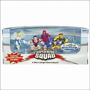Marvel Super Hero Squad X-Men's Danger Room Debacle! 5 ...