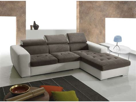 soldes canap 233 d angle conforama