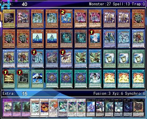 deck profile nekroz post 11 9 15 ban list 187 the yugioh card podcastthe yugioh card