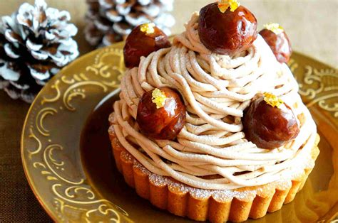 jillian greer s mont blanc chestnut tartlets tres bohemes