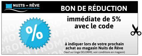 code promo bon de r 233 duction nuits de r 234 ve literie et linge de lits 224 nantes st herblain