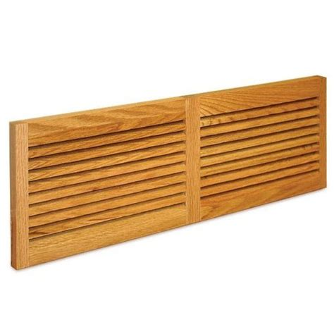 grill works solid oak cold air return s