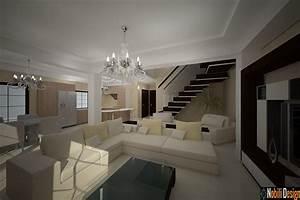 Interior Designer Ausbildung : design interior living case moderne bucuresti design interior vile bucuresti ~ Markanthonyermac.com Haus und Dekorationen