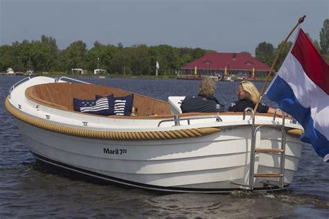 Sloop Boot Kopen by Maril 725 Een Ruime 7 Meter Sloep Geschikt Voor 10 Personen