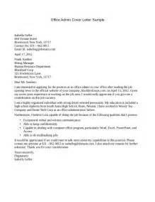 cover letter for office front the resume