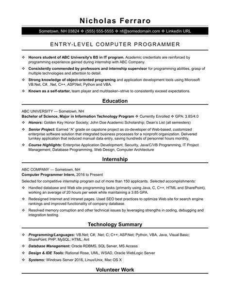 Sample Resume For An Entrylevel Computer Programmer. Resume Samples Sales Associate. Sample Resume Of A Nurse. Art Director Resumes. Computer Networking Resume. Profile Examples For Resumes. Free Resume Samples Online. Format Of Resume For Fresher. Warehouse Resume Objective Examples