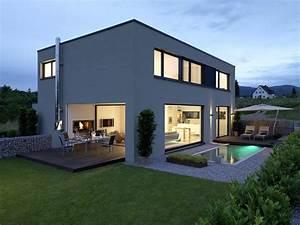 Schöner Wohnen Haus : haus des jahres 2009 4 platz wohnhaus aus beton sch ner wohnen ~ Markanthonyermac.com Haus und Dekorationen