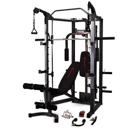 marcy eclipse rs7000 deluxe smith cage fitnessdigital