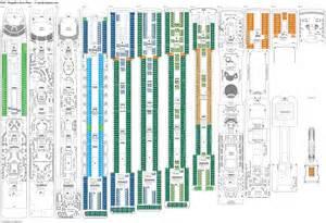 msc magnifica deck plans diagrams pictures