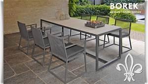Gartenmöbel Modern Design : gartenm bel im komplettset lincoln kaufen ~ Markanthonyermac.com Haus und Dekorationen