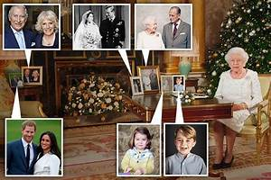 The Queen puts picture of Meghan Markle and Prince Harry ...