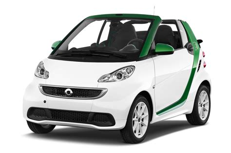 Smart Fortwo Electric Drive Reviews Research New & Used