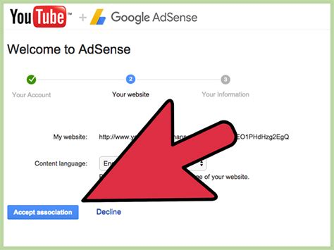 How To Link Adsense To Your Youtube Account 11 Steps