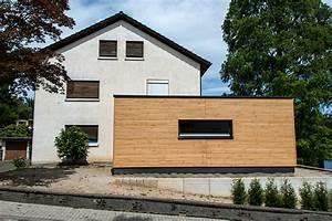 Anbau Holz Kosten : holzbau b ker maisons ~ Markanthonyermac.com Haus und Dekorationen