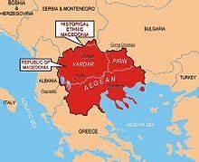 Macedonia naming dispute - Wikipedia