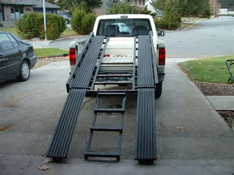 sled bed deck for tacoma snowest snowmobile forum