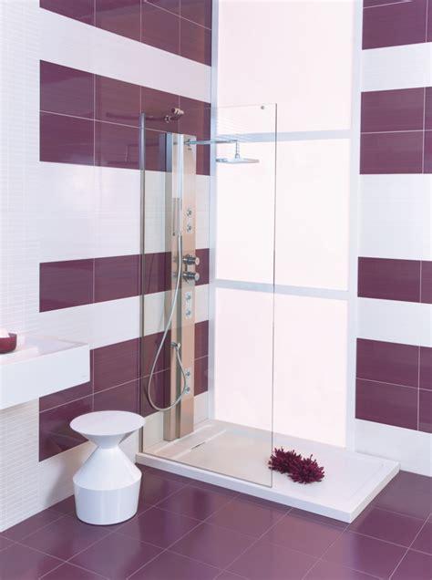 indogate faience salle de bain coloree