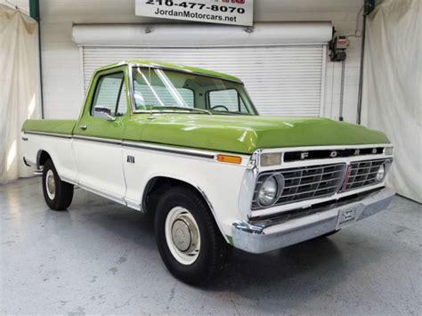 1973 ford f100 ranger xlt restored 390cid for sale ford f 100 xlt 1973 for sale in san