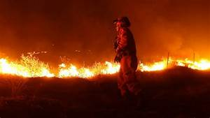 California Wildfires Wreak Havoc, Force Thousands to ...