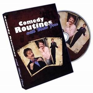Comedy Routines by Matt Fore | Alakazam Magic USA