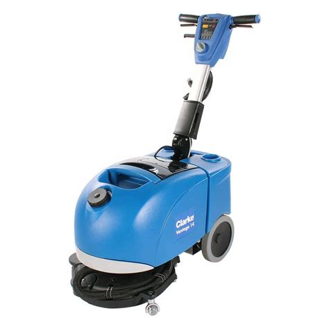 clarke 174 vantage 14 forward automatic floor scrubber