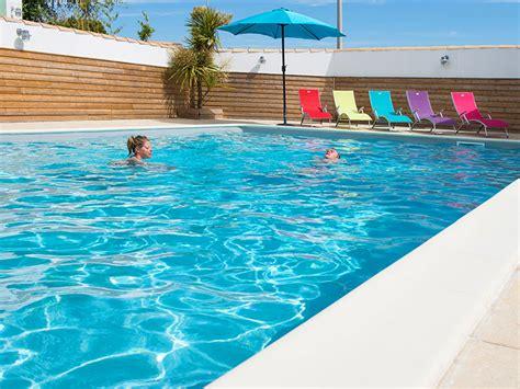 hotel avec piscine ile de r 233 jerodel
