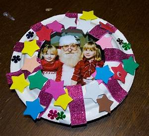 Vone Inspired » How to make kids Christmas crafts - paper ...
