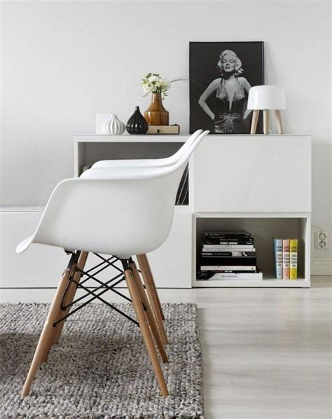 chaise a bascule blanche 6 chaise charles eames histoire variantes et 60 photos supers