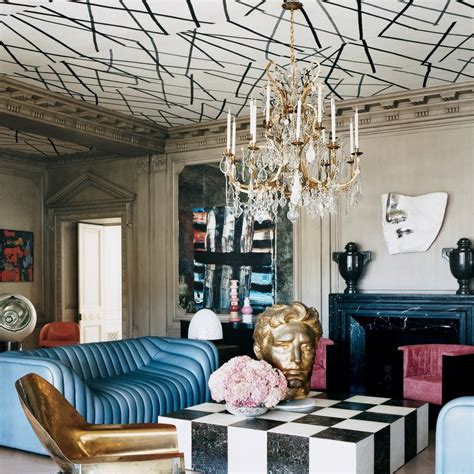 Statement Ceilings Are Romantic And Dramatic Interior