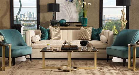 Luxury Living Room Chairs : Luxury Living Room Furniture, Designer Brands Luxdecocom