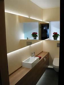 Gäste Wc Renovieren : viel spiegel f r raumgr e bathroom pinterest g ste wc badezimmer und bad ~ Markanthonyermac.com Haus und Dekorationen