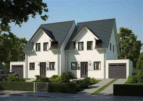 Doppelhaus Twin L Von Kernhaus  Ideal Für Kleine Grundstücke