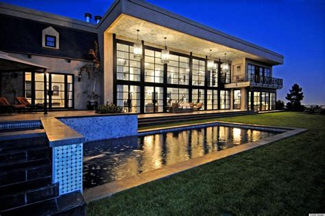 guess which state boasts the most million dollar homes modern pools house and modern