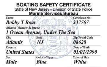 Missouri Boating License Online Course by New Jersey Boating License Boat Safety Course Boat Ed 174
