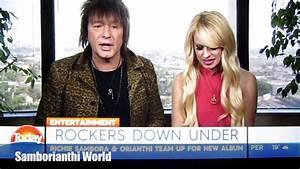 RSO: Richie Sambora & Orianthi on The Today Show Australia ...