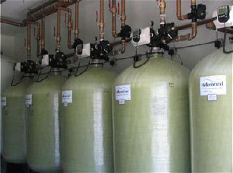 commercial iron curtain filter systems by premier water mn water experts