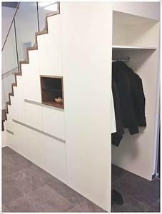 Schrank Unter Treppe Selber Bauen : dekorieren einbauschrank unter treppe selber bauen gestalten dachschr ge ideen ~ Markanthonyermac.com Haus und Dekorationen